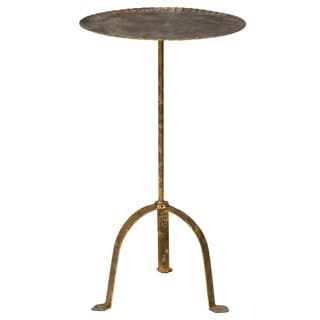 Crafted Home's Addison Metal End Table