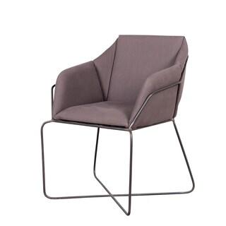 Linen Shell Chair