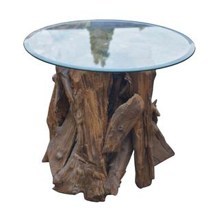 Crafted Home's Cooper Accent Table w/o glass
