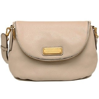 Marc by Marc Jacobs Q Natasha Papyrus/ Beige Crossbody Handbag
