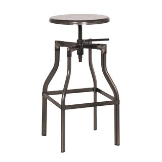 Aurelle Home Industrial Vintage Counter Stool