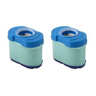 2 Briggs and Stratton Air Filter Cartridges Fits V-Twin 16.0-27.0 HP Engines Part # 792105