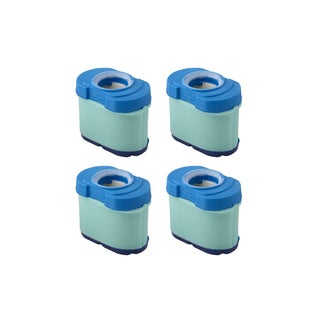4 Briggs and Stratton Air Filter Cartridges Fits V-Twin 16.0-27.0 HP Engines Part # 792105