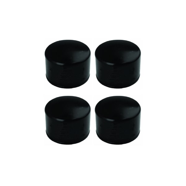 4pk Replacement Oil Filters, Fits Briggs & Stratton Vanguard Engines Rated  5-14 HP, Compatible with Part 492932