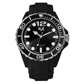 H2X Reef Mens Black Watch