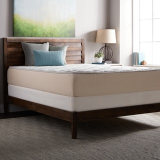 Select Luxury Best Quilted 12-inch Queen Size Mattress and Foundation Set