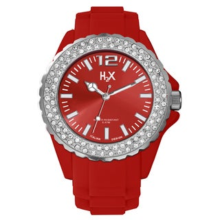 H2X Reef Stones Womens Red Watch