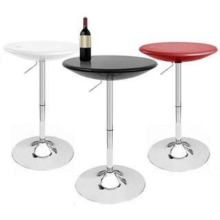 SB Alpha Contemporary Adjustable Bar Table