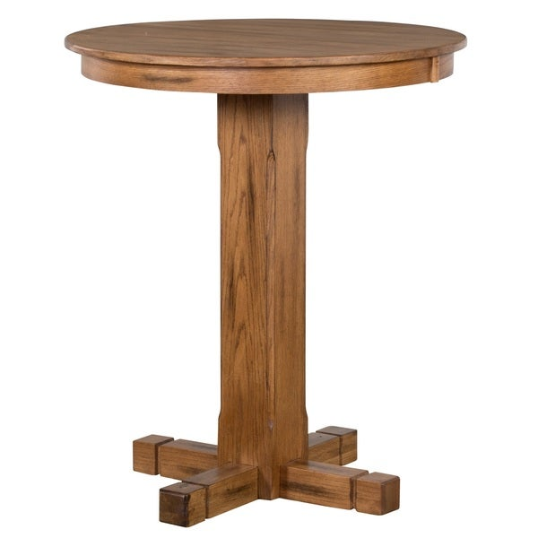 Sunny designs sedona 36 round pub table 42 high free for High top table designs