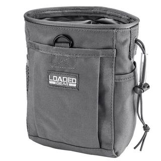Loaded Gear CX-700 Drawstring Dump Pouch (Gray)