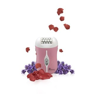 Pursonic FE120-PK Two Speed Rechargeable Epilator