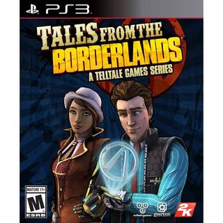 Tales from Borderlands For PS3