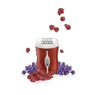 Pursonic FE120-RD Two-speed Rechargeable Epilator