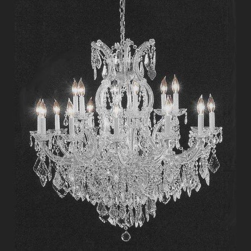 Shop empress crystal chandelier free shipping today overstock empress crystal chandelier aloadofball Images