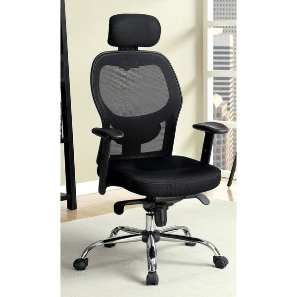 Shop Kraemer Web Mesh Adjustable Office Chair By FOA