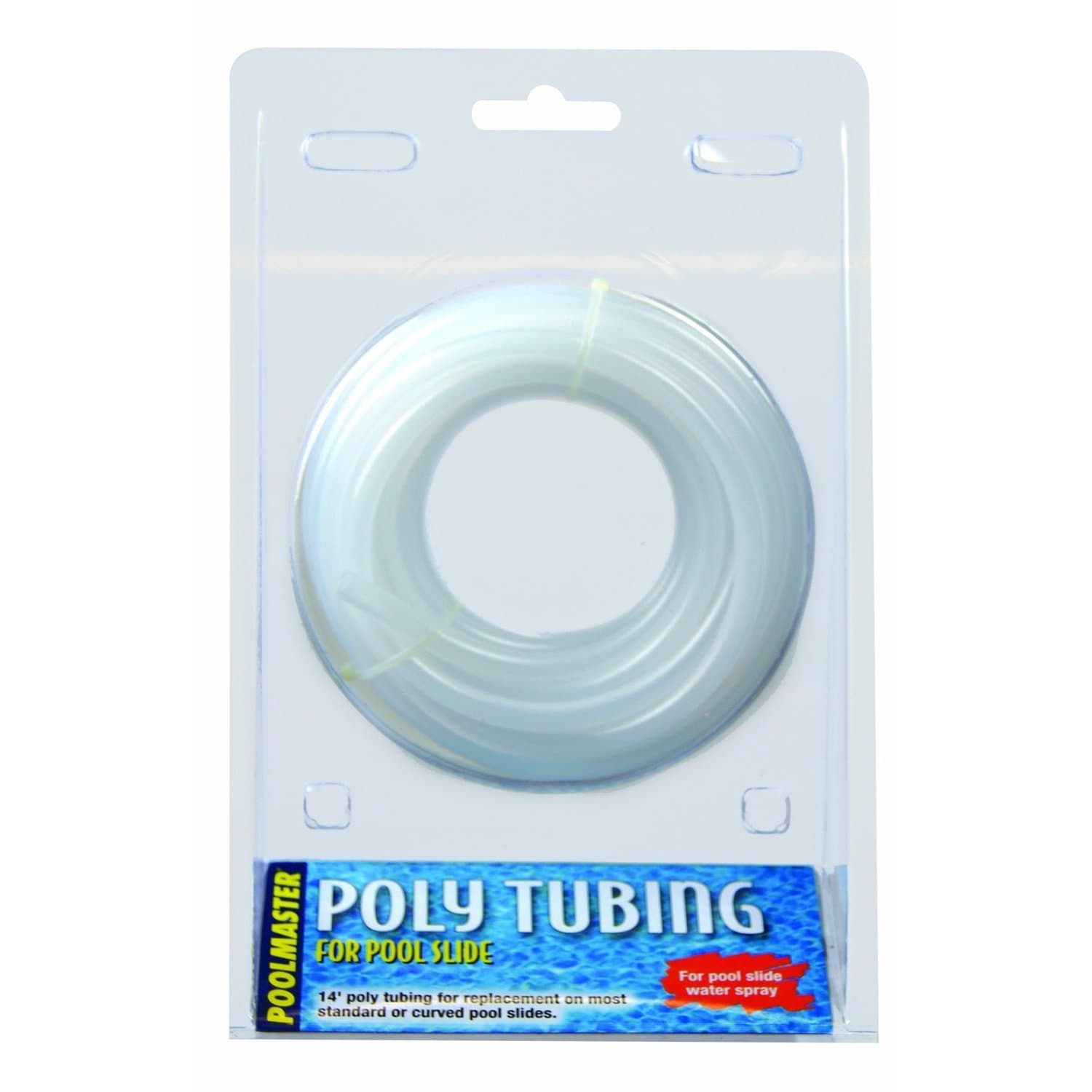 Poolmaster Pool Slide Replacement Tubing - 12-ft, Clear
