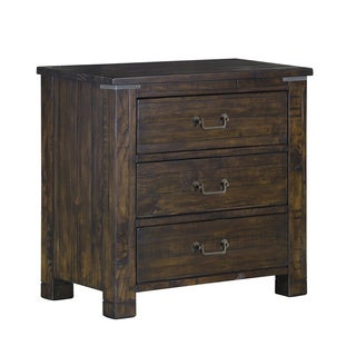 Magnussen B3561 Pine Hill Drawer Nightstand