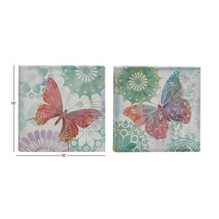 Canvas Art Set of 2 Canvas