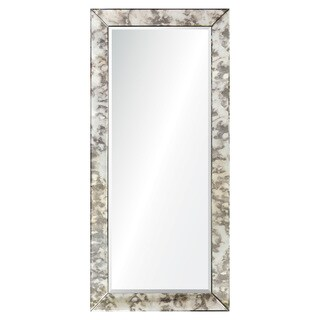 Ren Wil Rampart Framed Rectangular Mirror