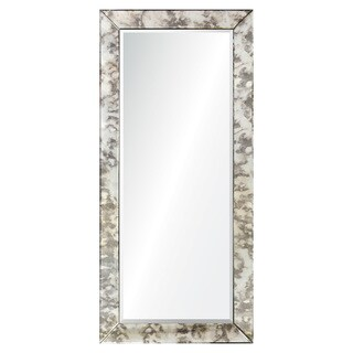 Carbon Loft Eve Framed Rectangular Mirror