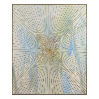 Ren Wil Pinpoint Framed Canvas
