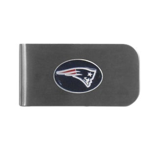 New England Patriots Sports Team Logo Bottle Opener Money Clip