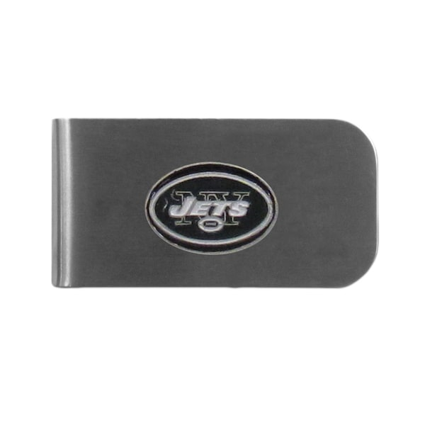 New York Jets Sports Team Logo Bottle Opener Money Clip