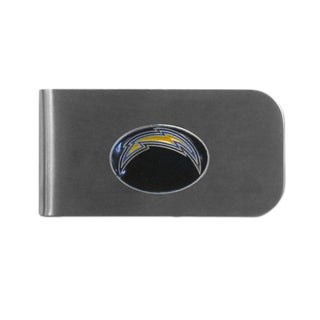 San Diego Chargers Sports Team Logo Bottle Opener Money Clip