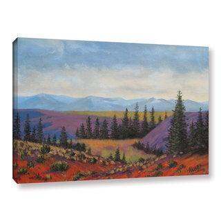 ArtWall 'Gene Foust's Sleepwalking' Gallery Wrapped Canvas