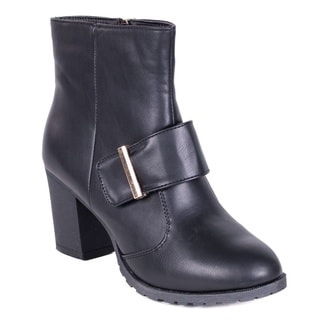 Women's Buckle Classic Fashion Boots