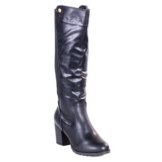 Women's Back Seam Tall Boots