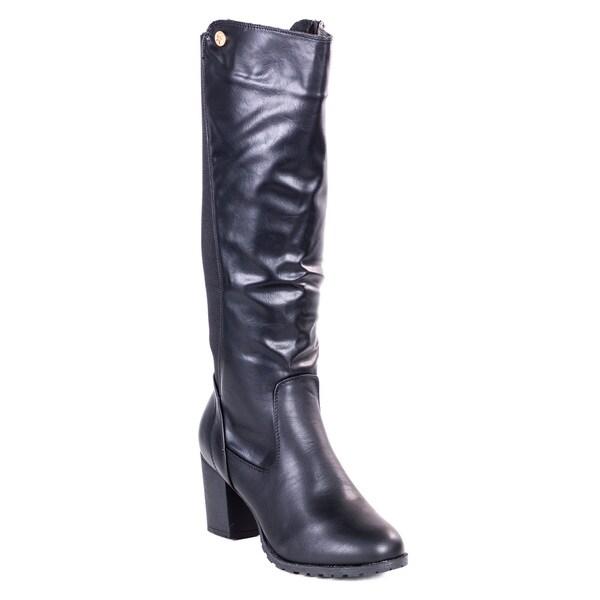 Women's Back Seam Tall Boots