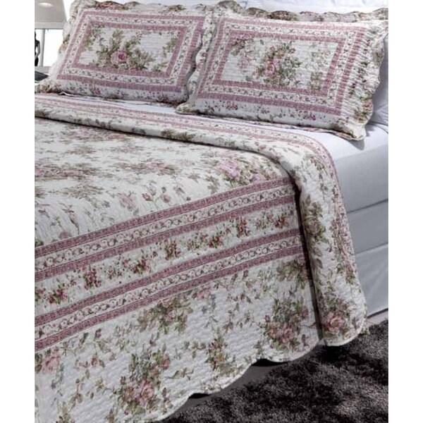 Primrose Garden 3-piece Quilt Set