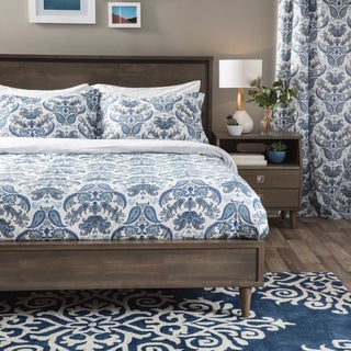 Andrew Charles Paisley Park Collection Damask Duvet Cover Set (2 options available)