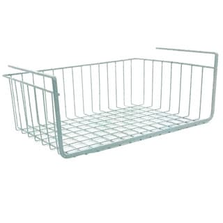 Modern Home 15-inch Cabinet Wire Hanging Basket Shelf