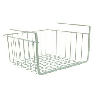 Modern Home 11-inch Cabinet Wire Hanging Basket Shelf