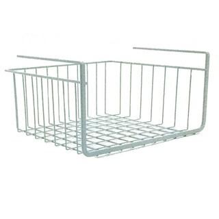 Modern Home 10-inch Cabinet Wire Hanging Basket Shelf
