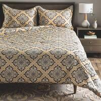 Andrew Charles Atlas Collection Ornamental Comforter Set
