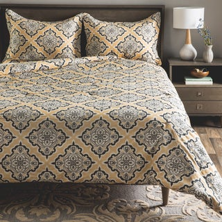 Andrew Charles Atlas Collection Ornamental Comforter Set