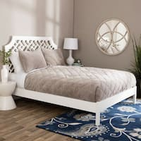 Andrew Charles Paisley Park Collection Grey Diamond Pattern Quilt