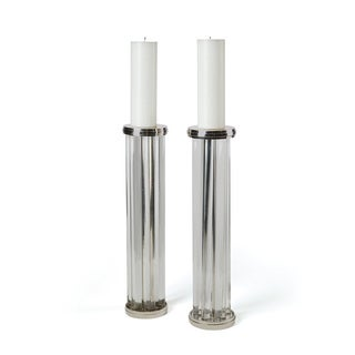 Missile Candleholders
