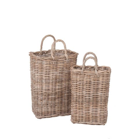 East At Main's Nelson Tall Storage Basket