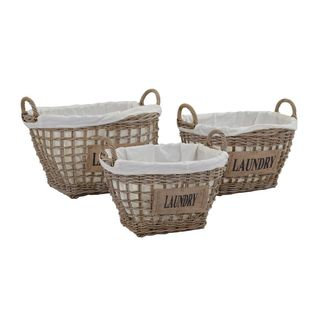 Crafted Home's Mercer Basket Set