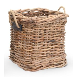 East At Main's Woodrow Small Square Basket