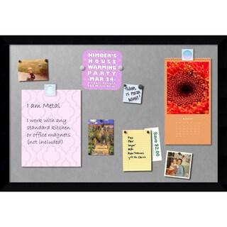 'Mezzanotte Magnetic Board 24x36' Magnetic Board 39 x 27-inch