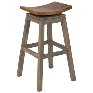 Crafted Home Aiden Double Barstool-Costello