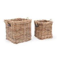 East At Main's Woodrow Square Basket Set