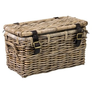 Crafted Home's Benson Basket Small