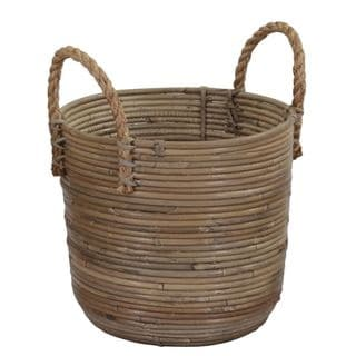 Crafted Home's Jax Basket Storage Medium