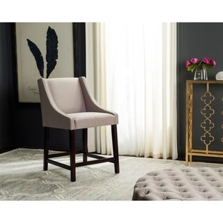 Safavieh Dylan Taupe Counterstool